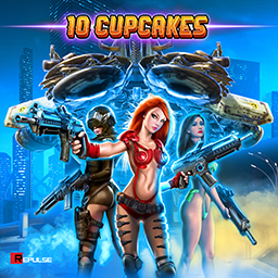 10 Cupcakes, VR Kissing Simulation Game
